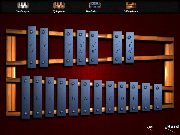 Xylophones HD screenshot-3