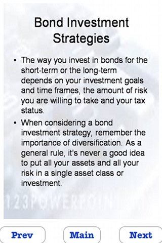 Learn Bonds Investing screenshot-3