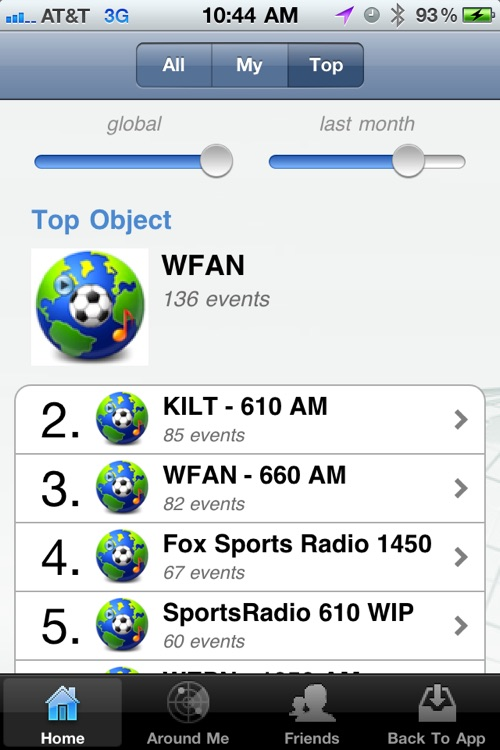 Sports Radio screenshot-4