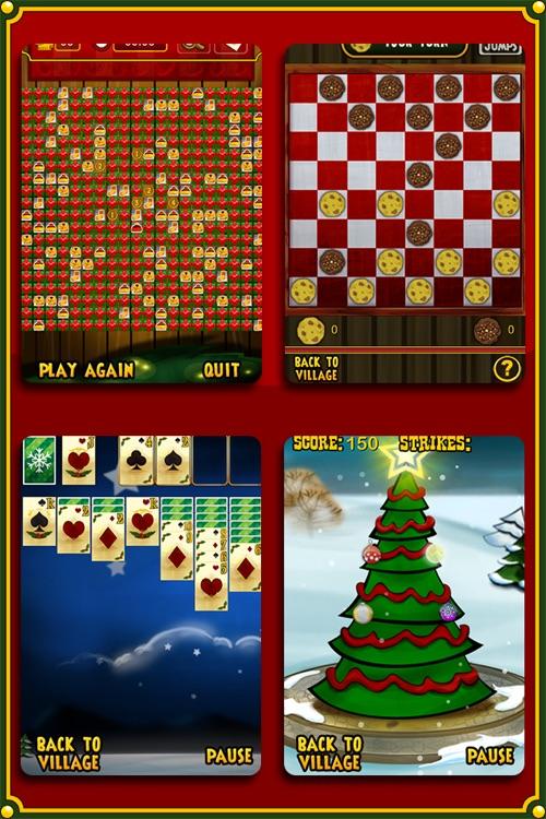 Santa's Christmas Village screenshot-3