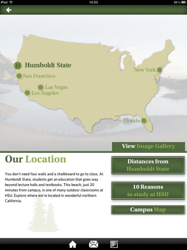 Humboldt State University A California State University On The App