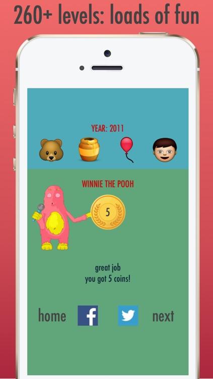 4 Emoji 1 Movie - Guess the Movie Trivia Quiz screenshot-3