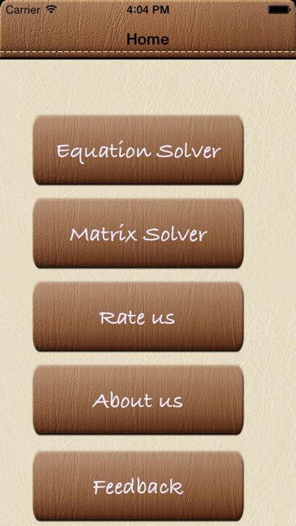 Solve4x Math Equation Solver screenshot-0