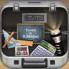 工具箱 - 手電,計算器,匯率轉換,單位換算,量尺