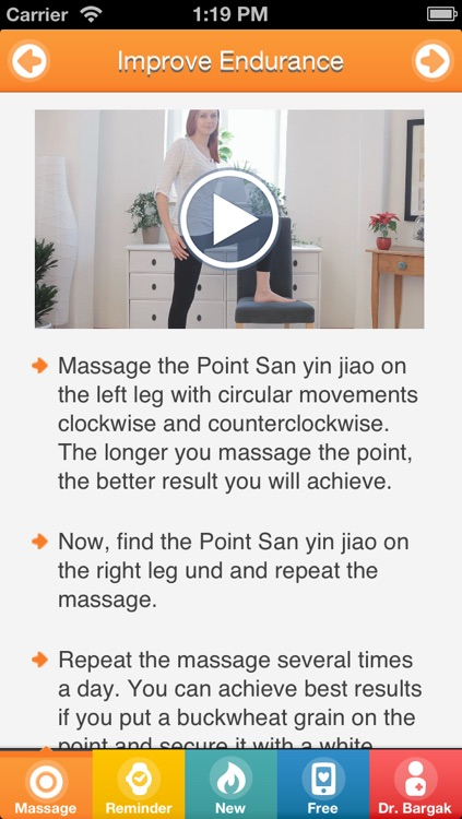 Instant Fitness: 10 Best Ways To Better Running, Walking, Cycling, Jogging, Zumba, Workouts and Exercises Using Chinese Massage Points - FREE Trainer screenshot-0