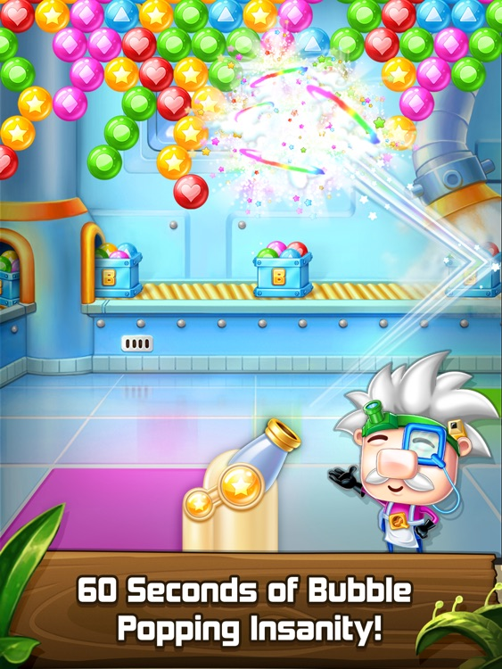 Bubble Blitz HD