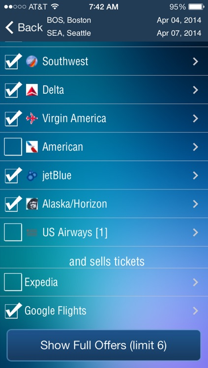 Boston Logan Airport - Flight Tracker Premium screenshot-3