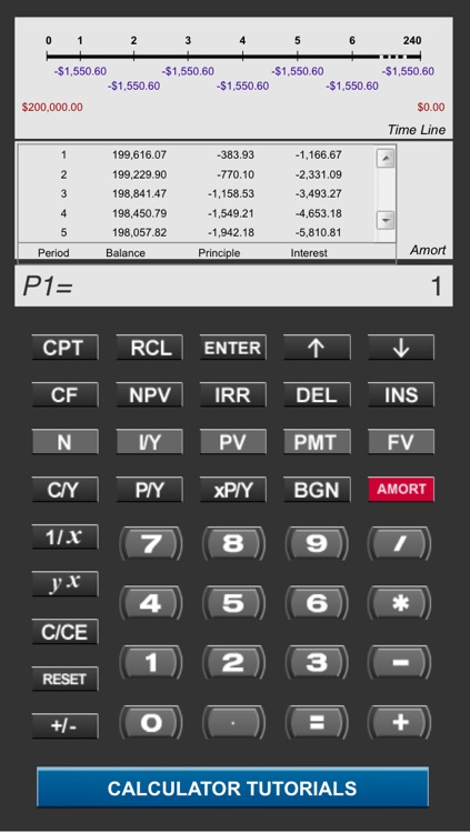 Pearson Financial Calculator screenshot-2