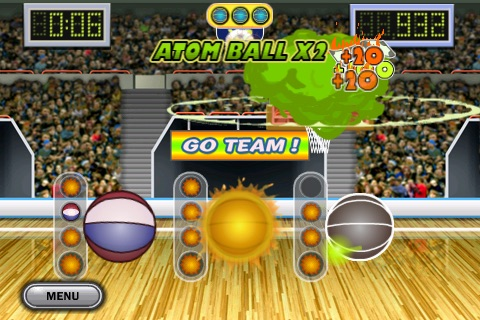 Hoops Madness Lite screenshot-2