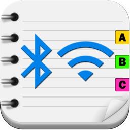 Easy Contact Share Mania : Transfer your phonebook via bluetooth & wifi