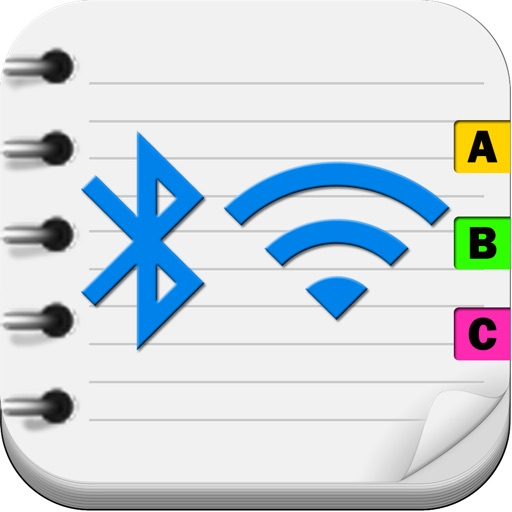 Easy Contact Share Mania : Transfer your phonebook via bluetooth & wifi