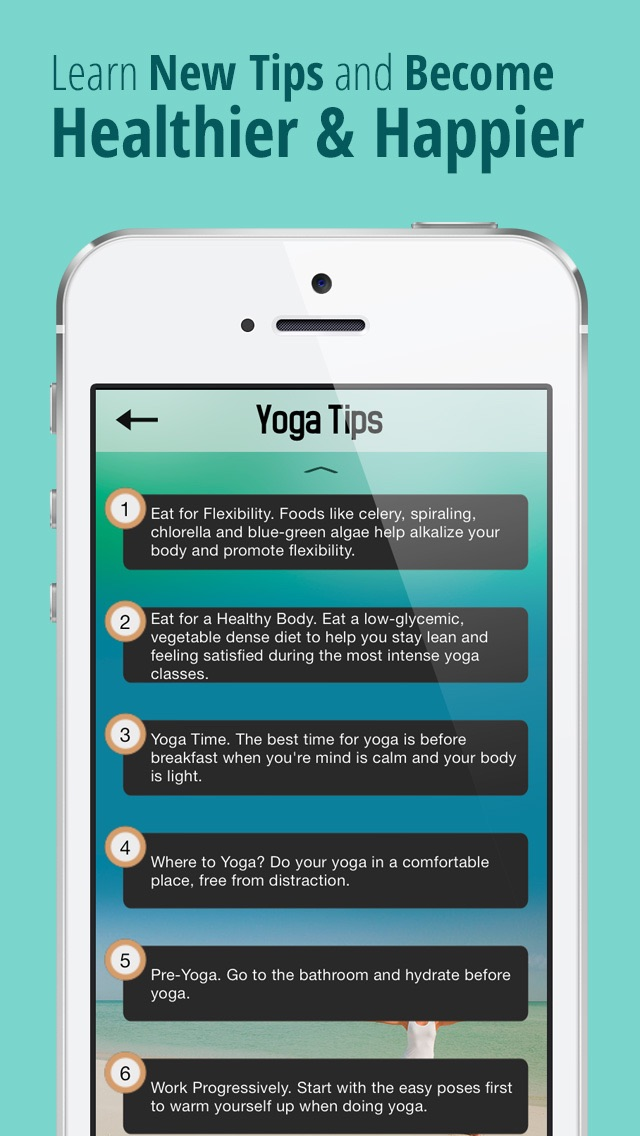 xFit Yoga – Daily Oriental Yoga for Relaxation, Strength and Flexibility screenshot four