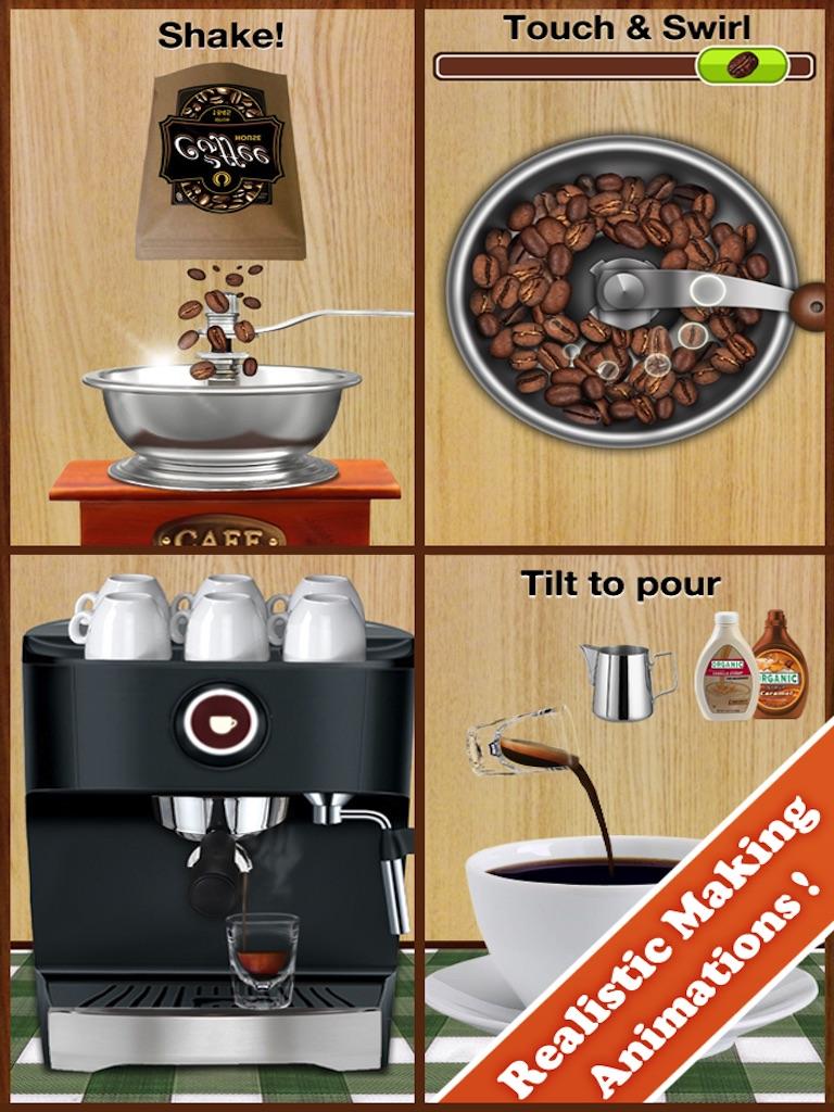 Coffee Maker HD Cheat Codes