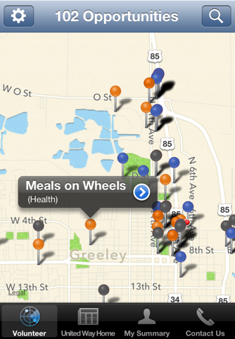 United Way of Weld County screenshot 1