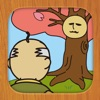 花咲か爺。「木」の無料の育成ゲーム