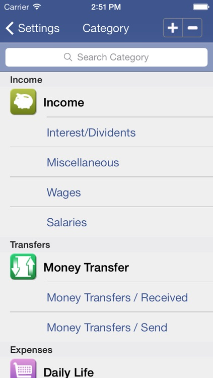 Expense Tracker with Pocket Budget screenshot-2