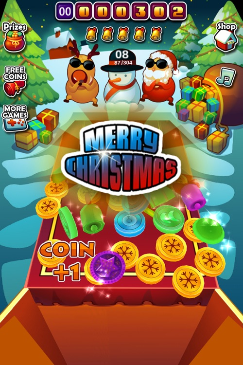 Coin Christmas screenshot-0