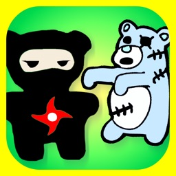 Teddy Ninja - Attack of the Zombie Bears