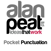 The Alan Peat Pocket Punctuation App
