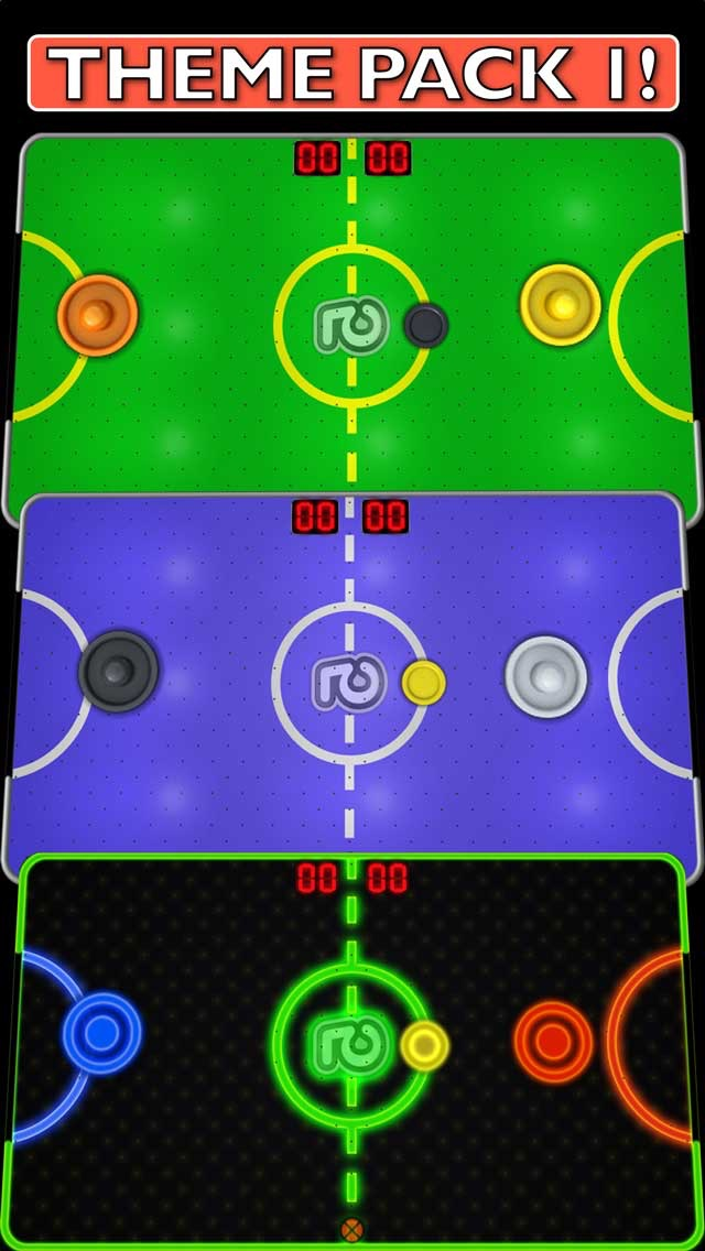 Touch Hockey: FS5 (FREE) ScreenShot1