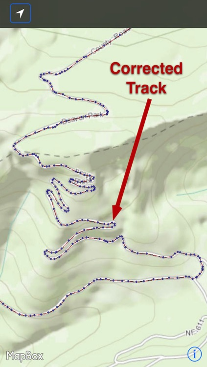 Colorado Backcountry Discovery Route Map screenshot-3