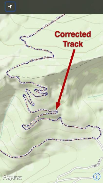 Colorado Backcountry Discovery Route Map screenshot-3