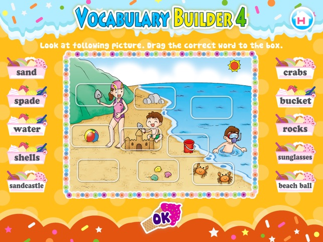 vocabulary builder 4 on the app store
