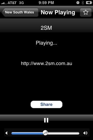 オーストラリアラジオ screenshot1