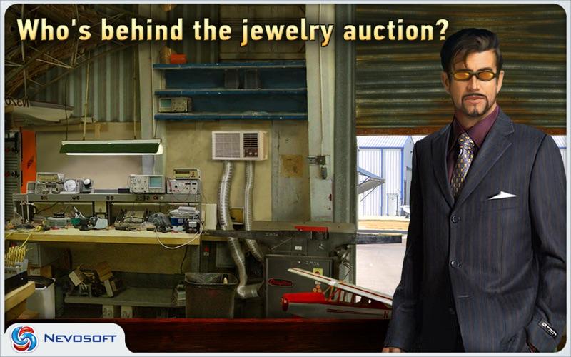 Mysteryville 2 lite: hidden object crime investigation screenshot 2