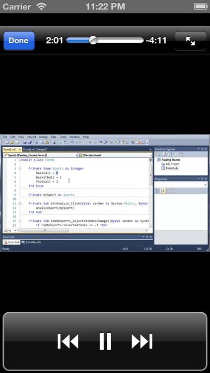 Learn For Visual Basic screenshot-4