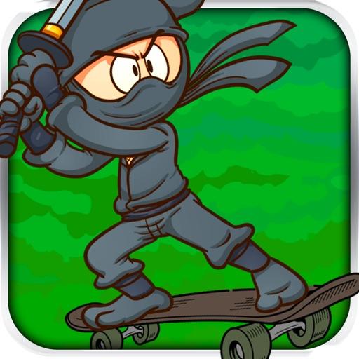Ninja Highway Skateboard