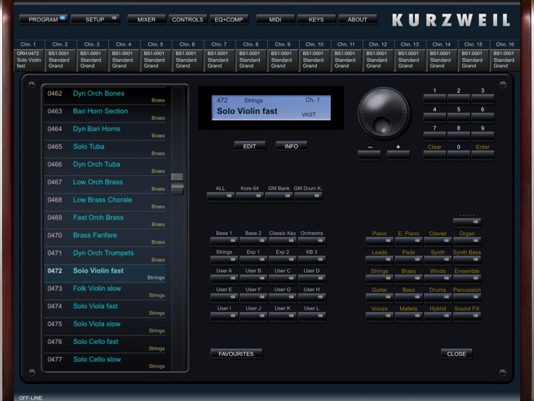 PC3 Sound Editor screenshot-2