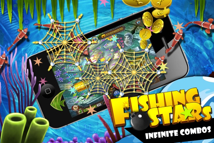 Fishing Stars screenshot-4
