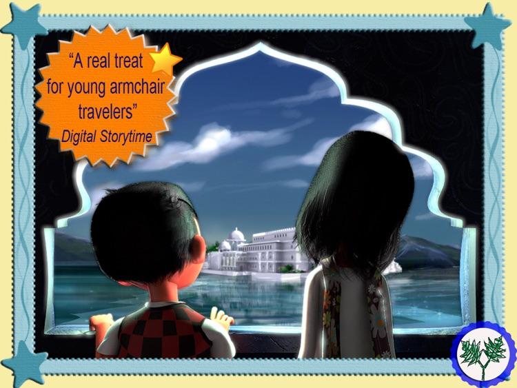 The Amazing Train- Interactive Storybook for Kids screenshot-3