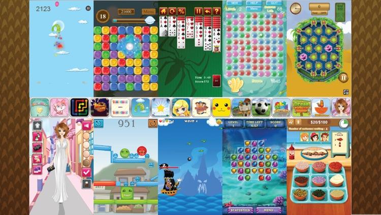 40 Games in 1 screenshot-3