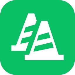 California Traffic - monitoring California roads and highways