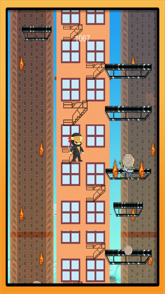 忍者 死神 サガ 対 ゾンビ ブラザーズ Freeのおすすめ画像4