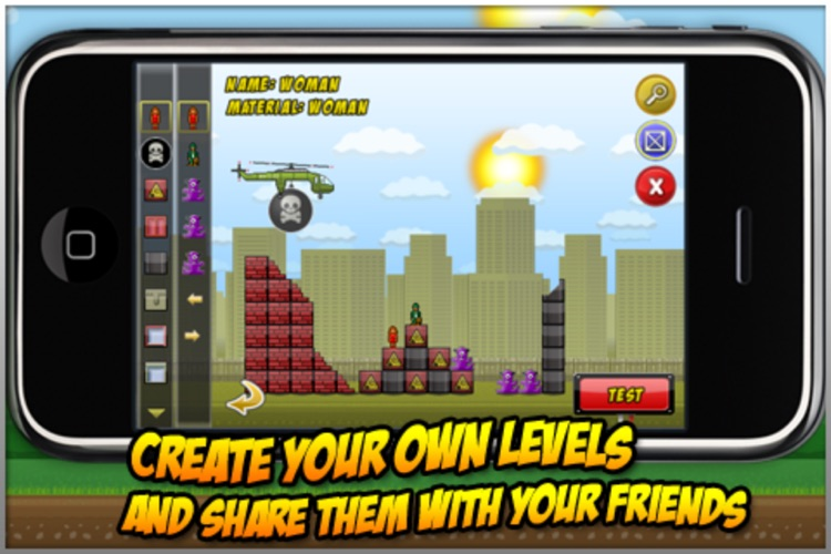 Monster Crush - Demolition screenshot-3