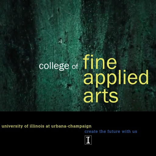 Uiuc College Of Fine And Applied Arts Brochure By University Of Illinois