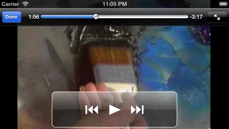 Bob Ross for iPhone screenshot-3