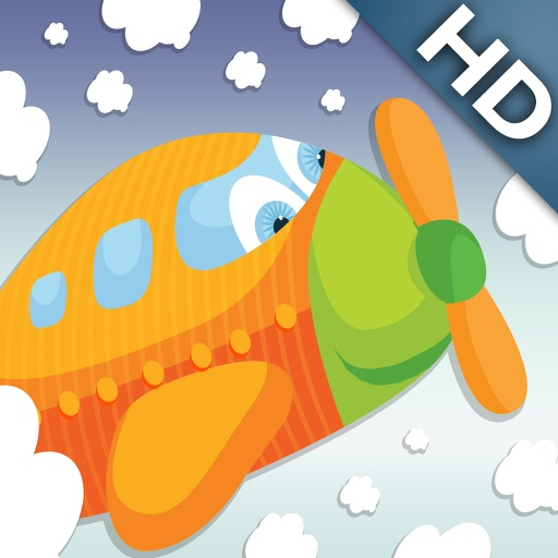 Tiny Planes Free - Spread Your Wings and Climb Hills icon