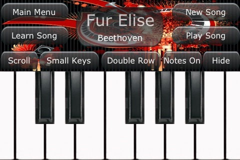 Pocket Piano Song Universe Lite screenshot-3