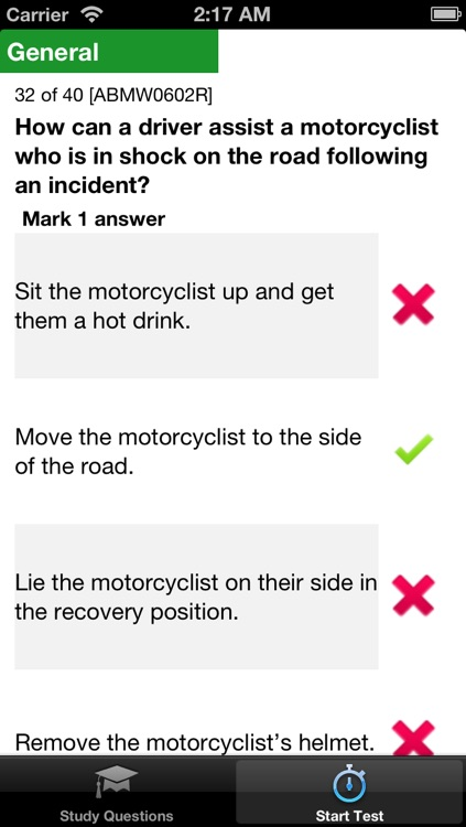 Irish Driver Theory Test FREE by Georgie Casey