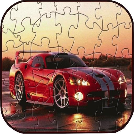 Sport Car Puzzles