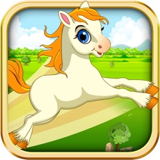 Activities of Baby Horse Bounce - My Cute Pony and Little Secret Princess Fairies