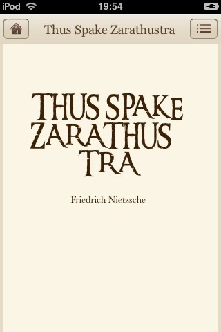 A Friedrich Nietzsche Collection screenshot-2