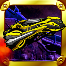 Star Hovercrafts Enterprise Free: Space Sci Fi Racing Game