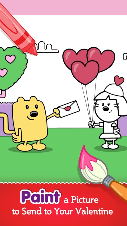 Wubbzy Loves You screenshot-4