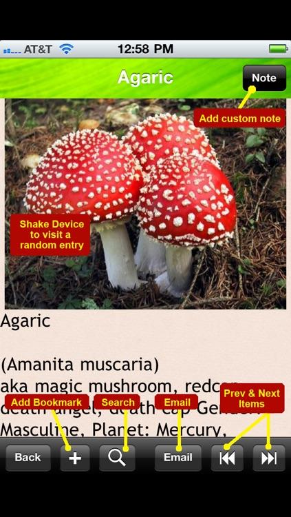 Magical Herbs Bible screenshot-4