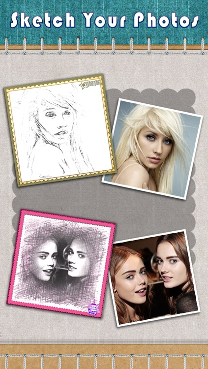 Photo Sketch Pro – My Picture with Pencil Draw Cartoon Effects